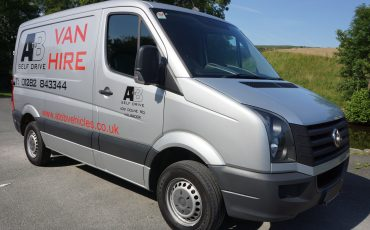 colne van hire rent vans yorkshire a to b self drive. Black Bedroom Furniture Sets. Home Design Ideas